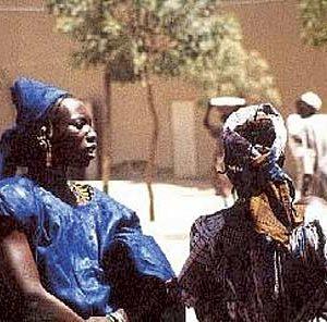 Intalnirea cu femeia Mali