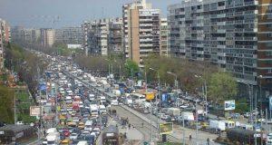 traficul din capitală
