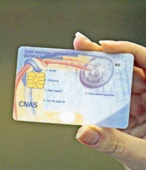 valabilitatea cardurilor naţionale de sănătate