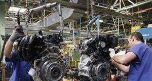 producția industrială
