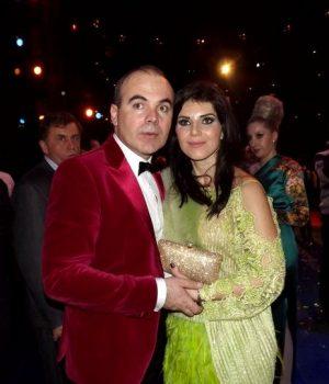 Soția lui Rareș Bogdan
