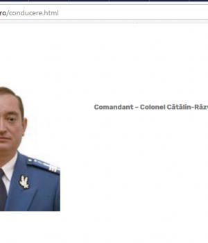 colonelul cătălin paraschiv